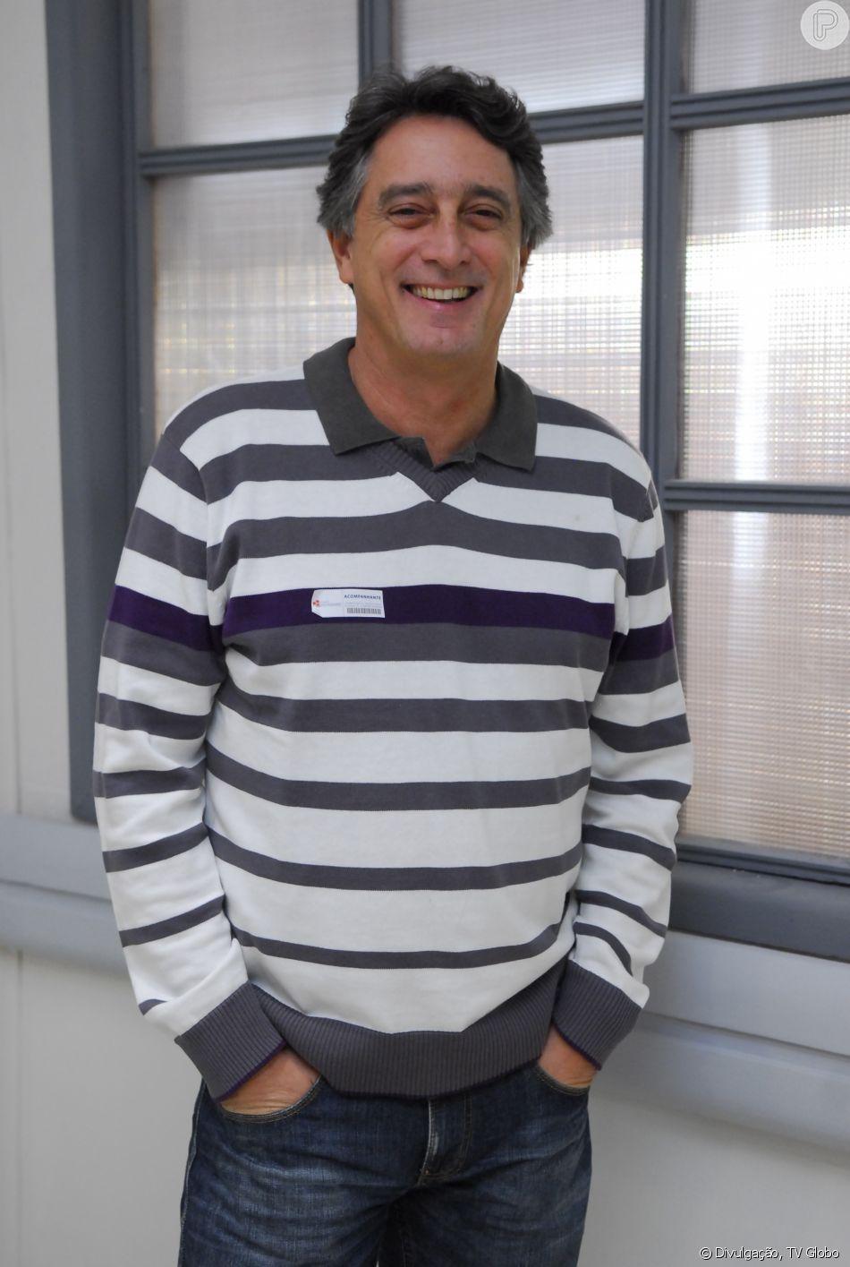Eduardo Galvão estava internado na UTI com coronavírus