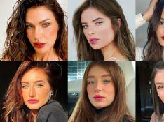 Morenas! Andressa Suita, Giulia Be e mais famosas que escureceram o cabelo em 2020