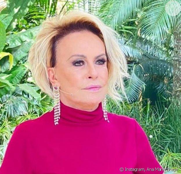 Ana Maria Braga vai se aposentar em 2021 e já tem substituta na Globo, diz o colunista Alessandro Lo-Bianco do programa 'A Tarde é Sua' em 17 de dezembro de 2020