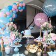 A festa da filha de Roberto Justus e Ana Paula Siebert foi digna de uma princesa