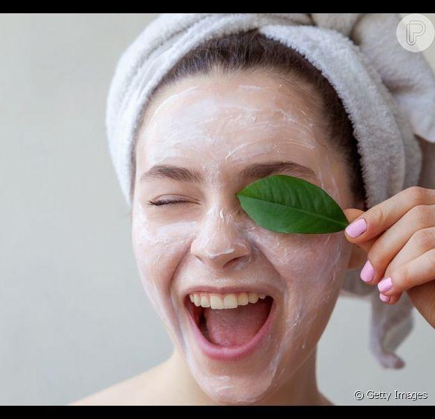 Máscaras faciais! 7 opções diferentes e acessíveis para cuidar da pele