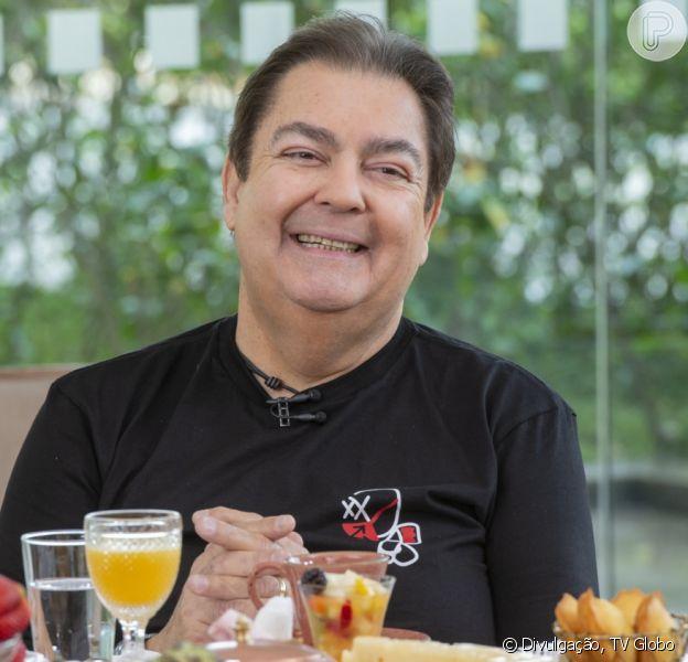 Após 32 anos, Fausto Silva vai deixar a Globo no fim de 2021