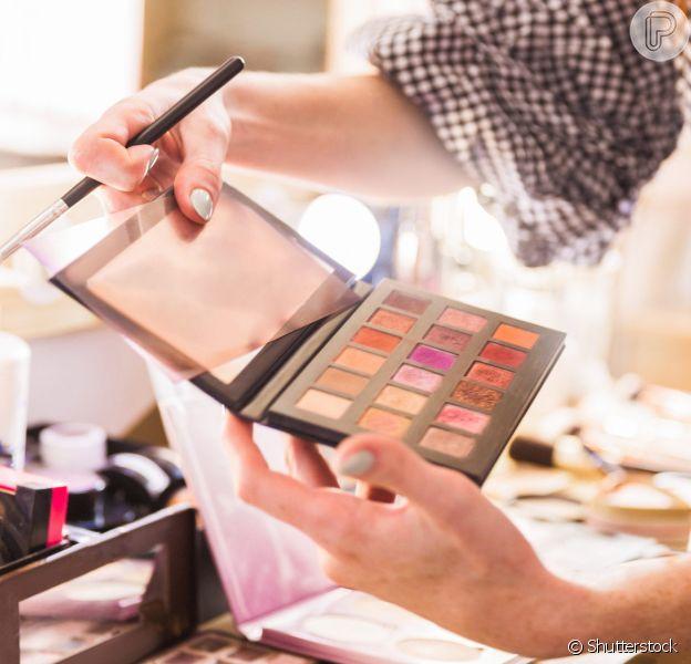 Beleza e praticidade! 6 paletas de maquiagem acessíveis para otimizar sua rotina