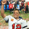 Tom Brady conquistou o seu sétimo título de Super Bowl
