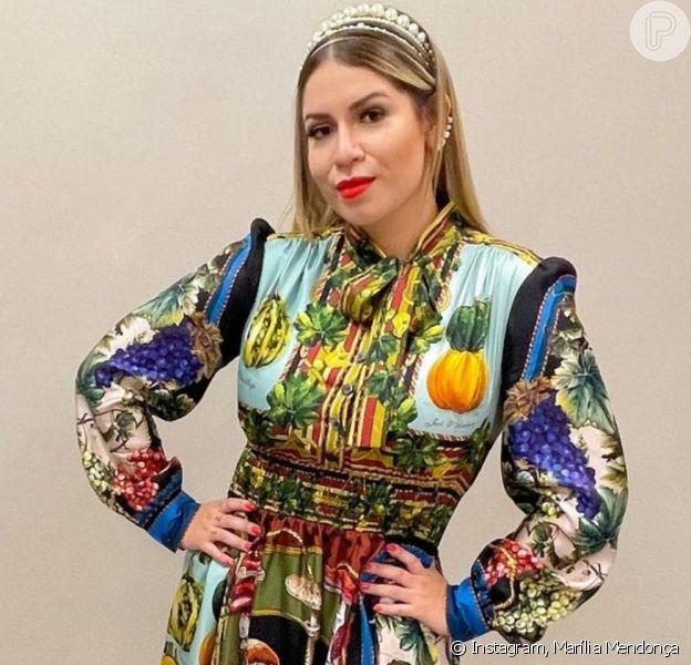Marília Mendonça contou que virou fã do 'Big Brother Brasil 21'