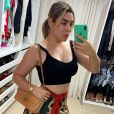 Naiara Azevedo falou sobre a perda de 30 quilos