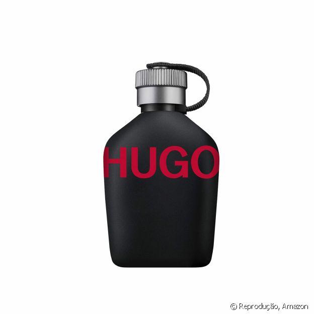 Perfume Hugo Boss, com notas de menta gelada, é refrescante!