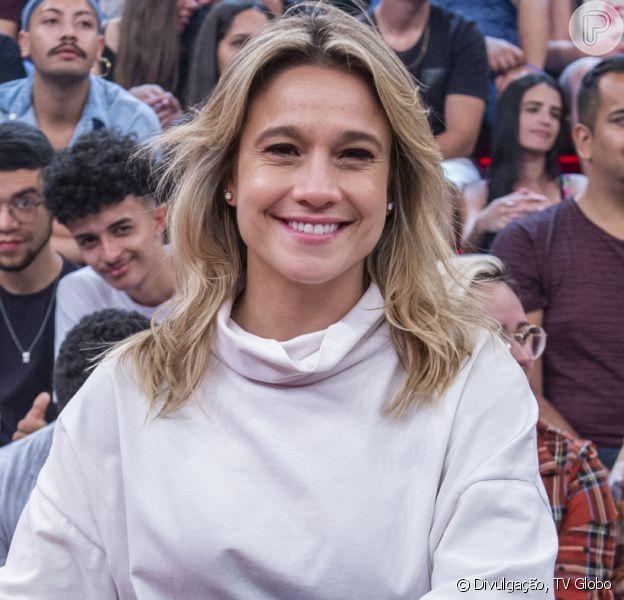 Fernanda Gentil diz que cogitou separação na quarentena: 'Passamos perto da estatística'