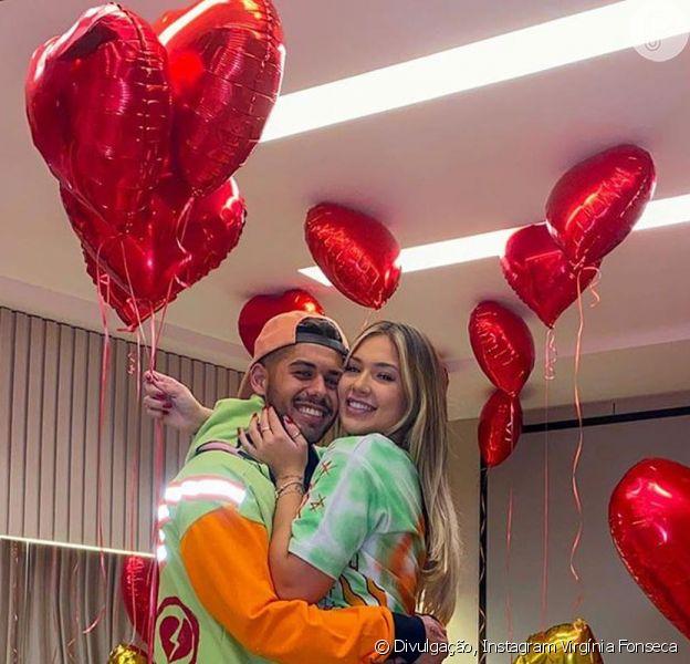 Virgínia Fonseca e Zé Felipe vão se casar