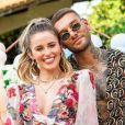 Lucas Lucco anuncia nascimento do filho com Lorena Carvalho, em 20 de março de 2021