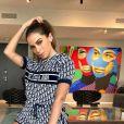 Anitta comemorou seu aniversário em um karaokê