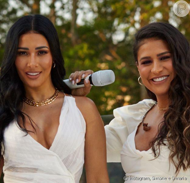 Spoiler das 'Coleguinhas'! Simone e Simaria contam tudo sobre live especial de Páscoa
