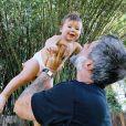 Zyan é o filho caçula de Bruno Gagliasso e Giovanna Ewbank