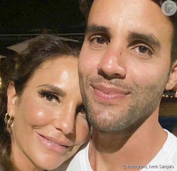Marido de Ivete Sangalo, Daniel Cady causa polêmica ao acusar cozinheira de transmitir covid à família