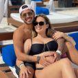 Virgínia Fonseca espera a primeira filha com Zé Felipe e mostra barriga de gravidez