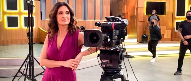 Fátima Bernardes aponta racismo de Viih Tube ao falar 'inveja branca' no 'BBB 21': 'Estrutural'