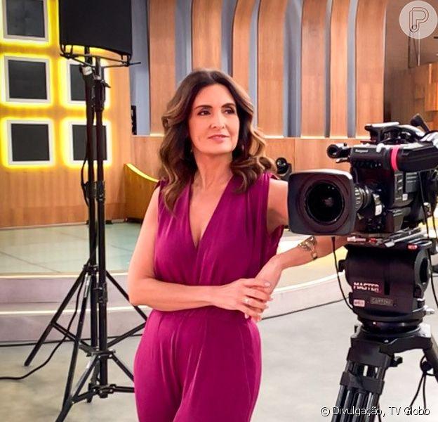 Fátima Bernardes aponta racismo de Viih Tube em fala no 'BBB 21'