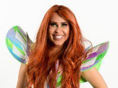 Joelma cogita aderir ao cabelo ruivo na 'vida real' e elogia Marina Ruy Barbosa
