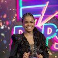 Jeniffer Nascimento venceu o 'Popstar', da TV Globo