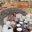 Thyane Dantas e Wesley Safadão viajaram para Tulum, no México
