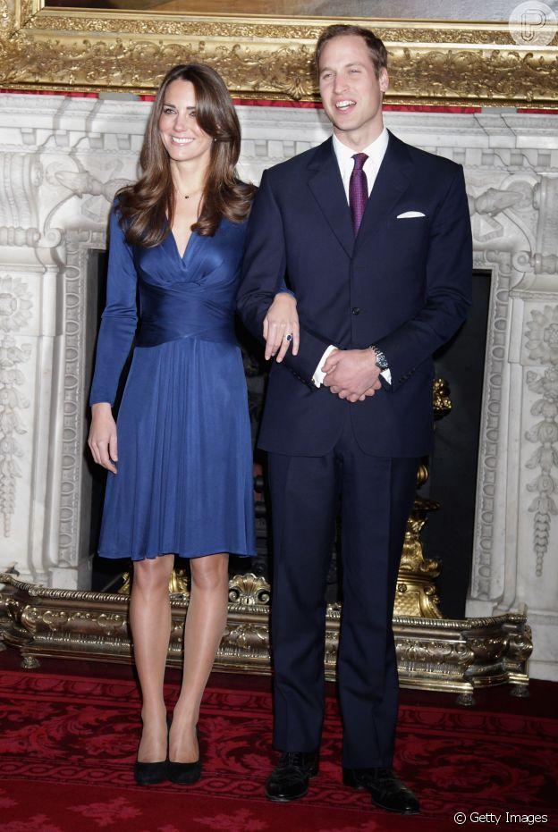 Noivado de Kate Middleton e Príncipe Harry foi em 2010