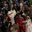 Casamento de Kate Middleton teve convidados famosos e anônimos