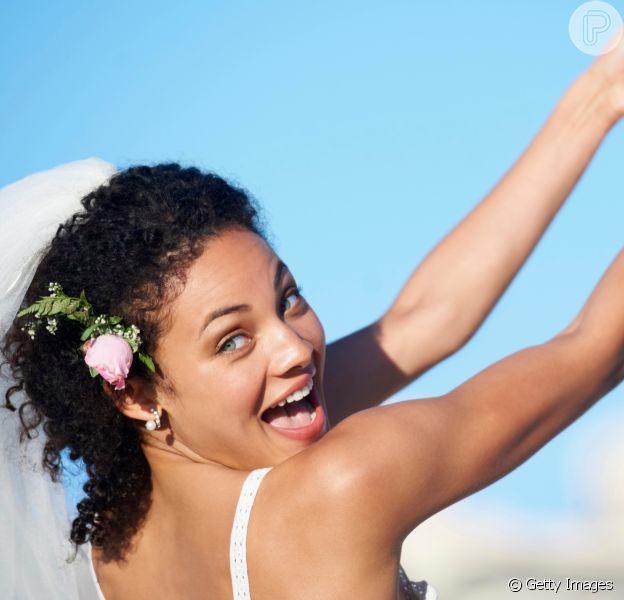 Confira penteados de casamento para cabelos curtos
