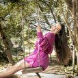 Juliette supera Sabrina Sato no Instagram e comemora com look neon: 'Responsabilidade'
