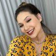Virgínia Fonseca encantou ao mostrar fotos do parto da filha, Maria Alice: 'Loucura'