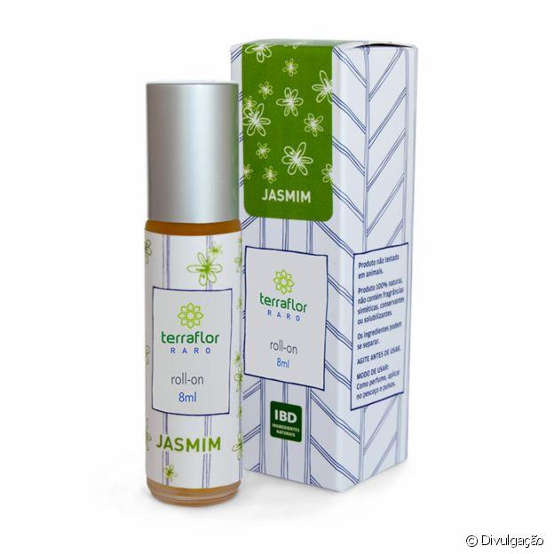 Óleo essencial da Terra Flor Aromaterapia