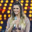 Fernanda Lima deve assumir o quadro 'Show dos Famosos' após a saída de Fausto Silva da Globo