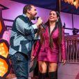 Juliette e empresário Luiz Restiffe se encontraram em live de Xand Avião. Saiba mais!