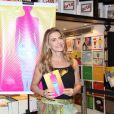 Maitê Proença lança o livro 'Todo Vícios' no Rio