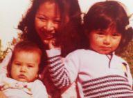 Sabrina Sato posta foto da infância e homenageia mãe e irmã