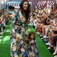 Madalena, filha de Yanna Lavigne e Bruno Gissoni, vai ganhar um irmãozinho ou irmãzinha