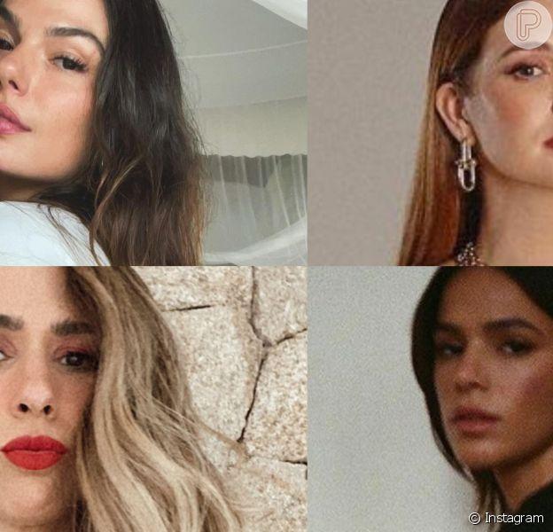 Bruna Marquezine, Marina Ruy Barbosa, Tatá Werneck e Isis Valverde dizem já ter sofrido algum tipo de agressão, após caso do DJ Ivis