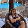 Claudia Rodrigues parou medicamentos para tomar a vacina da Covid-19