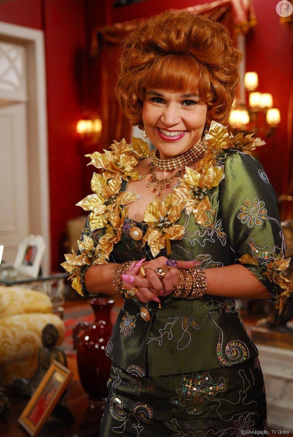 Claudia Rodrigues teve grandes papéis na TV brasileira