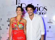 Helena Ranaldi vai à mostra de cinema em Búzios na companhia do namorado
