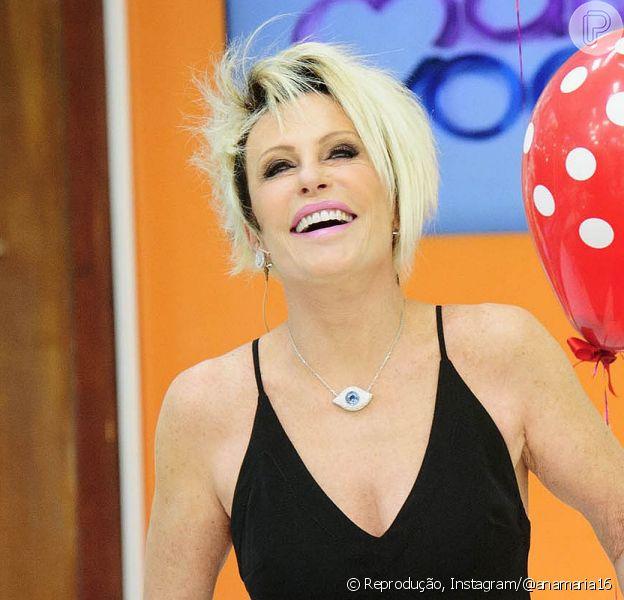 Ana Maria Braga ganha convite para casamento de Thiago Oliveira após elogiá-lo. Entenda!