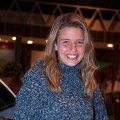 Debby Lagranha, grávida de 5 meses, quer filha como dama do seu casamento