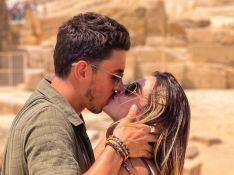 Namoro! Giovanna Lancellotti assume relação com Gabriel David em fotos de beijos: 'Amo'
