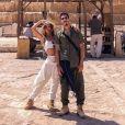 Namoro de Giovanna Lancellotti e Gabriel David foi comemorado por famosos