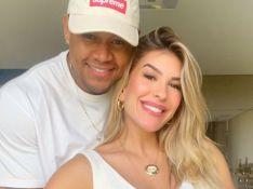 Léo Santana nota mudança em relação com Lorena Improta: 'Chegada de Liz trouxe paz'