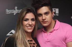Luan Santana volta a seguir a ex-namorada, Jade Magalhães, no Instagram