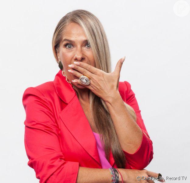 Adriane Galisteu revela que Tati Quebra Barraco foi a famosa que mais a surpreendeu após anúncio dos participantes de 'A Fazenda 13'
