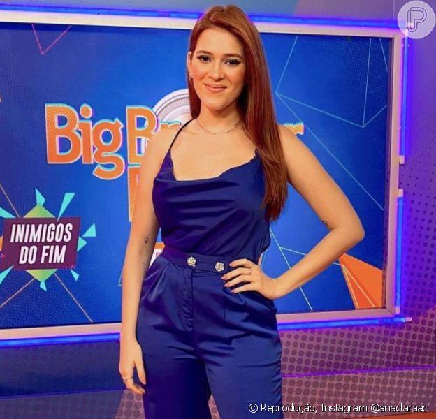 Globo estaria preparando ex-BBB Ana Clara para substituir Tiago Leifert