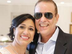 Viúva de Dudu Braga posta foto de casamento ao agradecer conforto após morte do marido