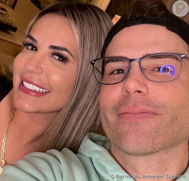 Viúva de MC Kevin fala sobre relacionamento com Luiz Bacci