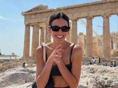 Bruna Marquezine usa 4 looks em 24h em Atenas, na Grécia, e anima famosos. 'Ícone'